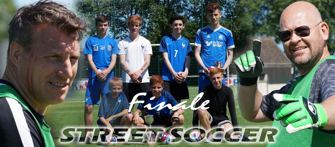 Finale du Tournoi de Street Soccer