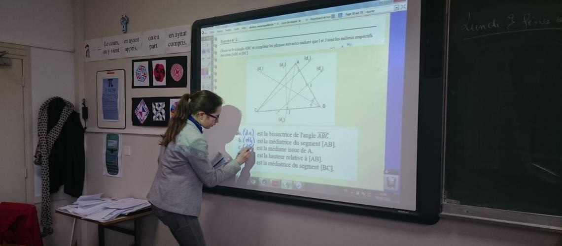 Cours de mathématique