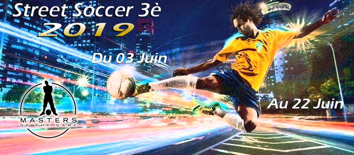 Tournoi 3è de Street Soccer